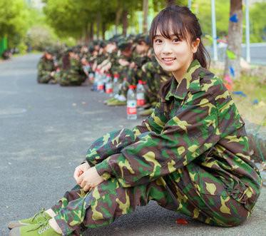 大学开学军训活动计划