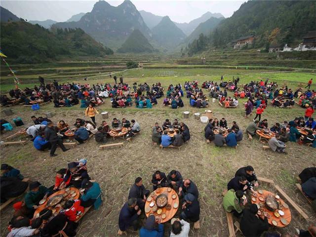 """贵州丹寨:丰收的""""喜宴"""" 640 480.jpg"""